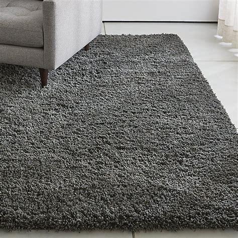 grey shag rug grey shag rug crate and barrel