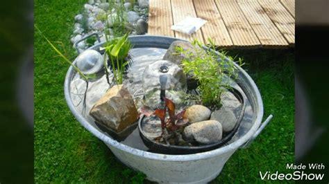 Miniteiche Und Wasserspiele by Miniteiche Und Wasserl 228 Ufe Ideen