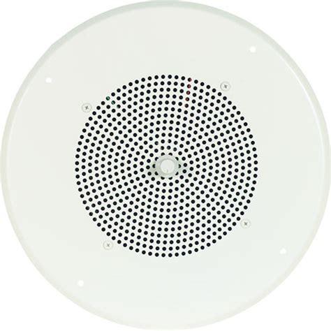 bogen communications aswg1 amplified ceiling speaker aswg1 b h