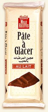 pate a glacer chocolat p 226 te 224 glacer blanche spipa tunisie