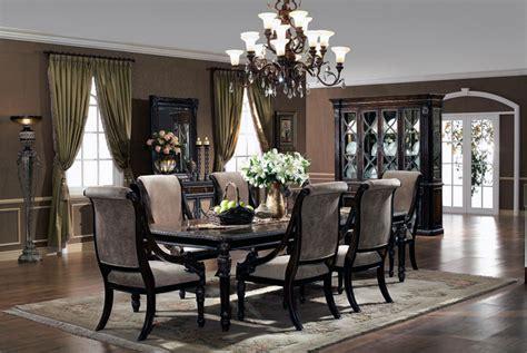 Elegant Dining Room Sets  Home Design And Decoration Portal