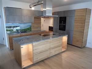 Küche In Betonoptik : k chenfront 24 konfigurieren sie die fronten ihrer ~ Michelbontemps.com Haus und Dekorationen