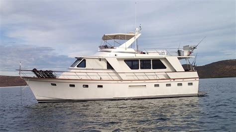 Performance Offshore Boats For Sale by 1989 Defever Performance Offshore Cruiser Power Boat For