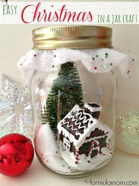 dollar tree diy christmas in a jar
