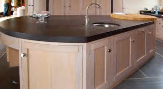 white kitchen black island slate kitchen worktops slate kitchen worktops