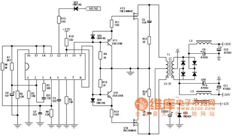 car audio circuit page  automotive circuits nextgr