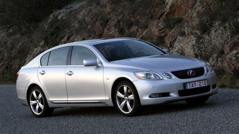 lexus sedan 2005 lexus gs sedan 2005 2007 reviews technical data prices