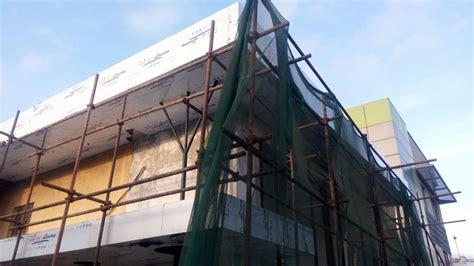 wall cladding alucobond aluminium composite panels lagos abuja nigeria business