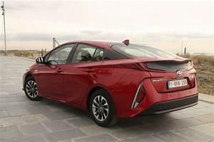 Essai Toyota Auris Hybride 2017 : photo essai toyota prius hybride rechargeable phv 2017 0025 ~ Gottalentnigeria.com Avis de Voitures