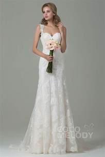 column wedding dress fabulous sheath column backless wedding dress with appliques