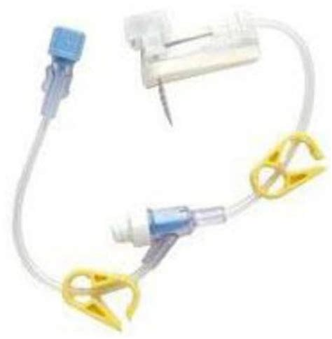 chambre implantable vascular access device dehp free midline catheter