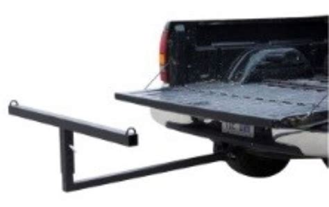 Hitch Bed Extender by Erickson Big Bed Junior Load Extender For Truck Bed Or