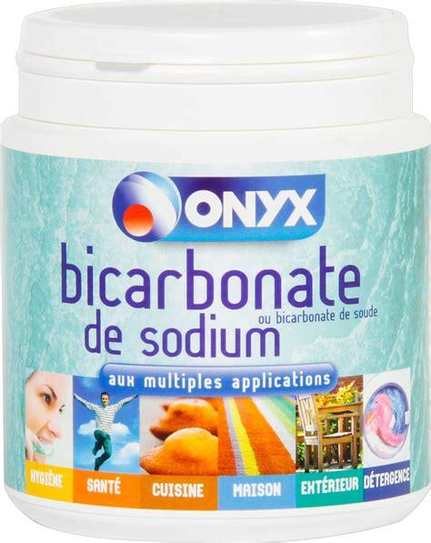 bicarbonate de sodium cuisine bicarbonate de sodium onyx boîte 500 g de bicarbonate de
