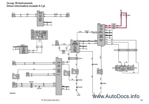 volvo cars wiring diagrams   repair manual order