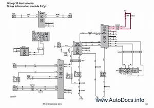 Volvo Cars Wiring Diagrams 2004