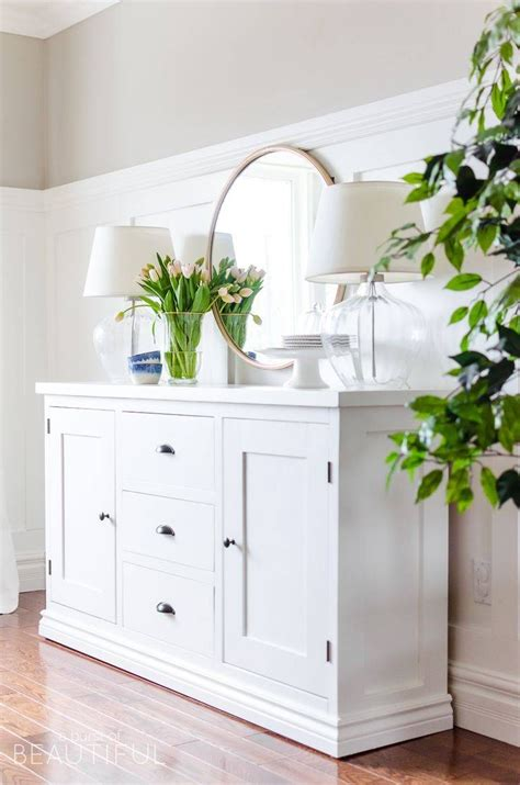 White Sideboard Furniture by 15 Best Of White Wood Sideboards