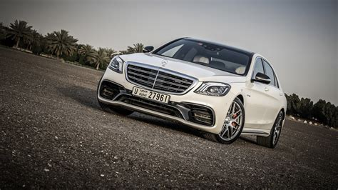 2018 Mercedesbenz S63 Amg 4matic Review Carbonoctane