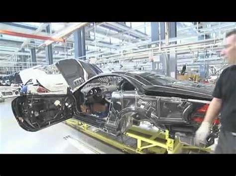 mercedes factory mercedes benz factory youtube