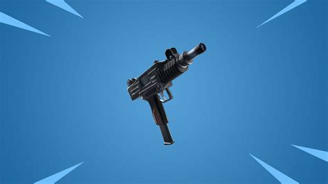 machine pistol weapon potentially coming  fortnite