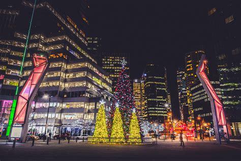 vancouver bc christmas lights christmas tree lighting ceremony vancouver 2014 at jack
