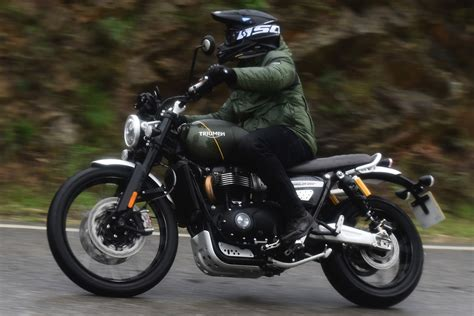 2019 Triumph Scrambler 1200 Xe And Xc Test (on- And Off-road