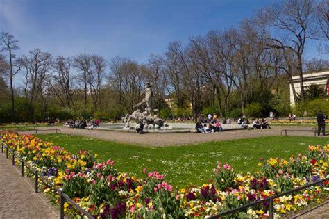Alter Botanischer Garten In München Offizielles