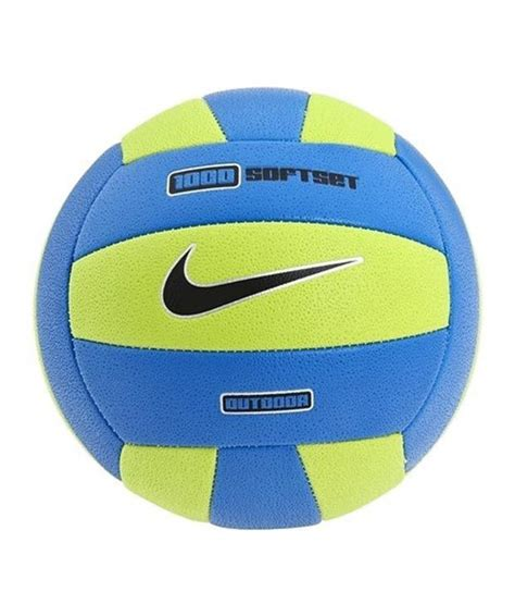 nike 1000 soft set volleyball blue buy online at best price on snapdeal