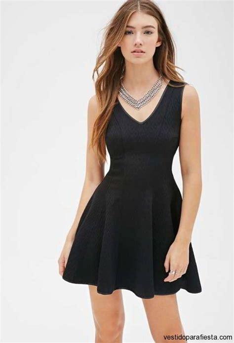 Vestidos de fiesta color negro - Vestidos Glam