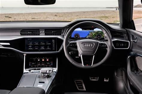 audi  sportback  car review interior honest john