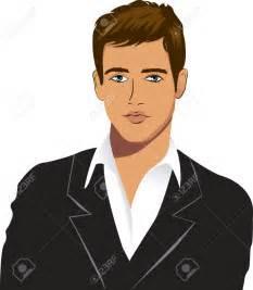 Handsome Man Clip Art