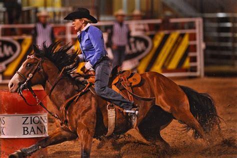 horse fastest breeds barrel racing quarter rodeo breed