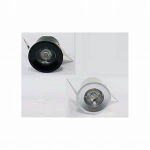 Mini Spot Led Encastrable : spot encastrable 1w mini ~ Dode.kayakingforconservation.com Idées de Décoration