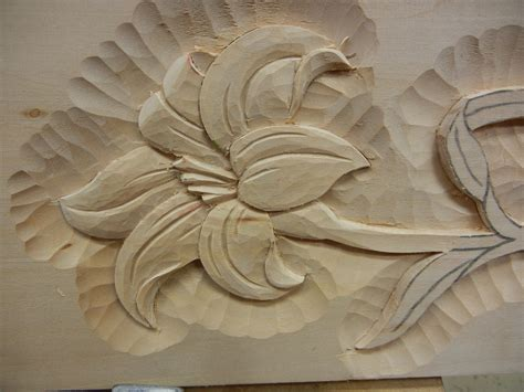 sunburst fireplace carving finished mary  woodcarver