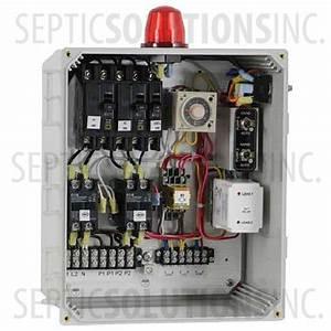 Spi Duplex Time Dosing Control Panel - 50a810