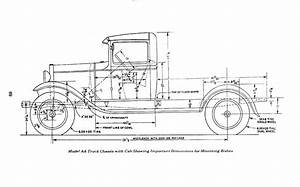 Model A Ford Wood Body Plans
