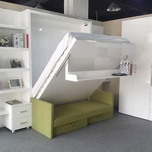 wand bett sofa wand bett schrankbett klappbett bett With wall mounted sofa bed