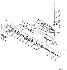 Mercury Outboard 50 Hp 2 Stroke Diagram