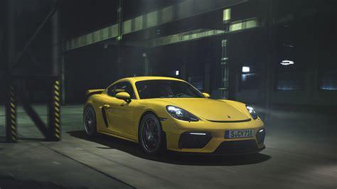Porsche 718 Hd Picture by 2020 Porsche 718 Cayman Gt4 Wallpapers Hd Images