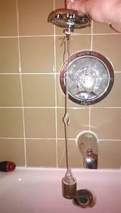 Doug U0026 39 S Hobby Journal  Replacing A Bathtub Drain Lever And