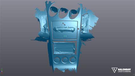 3d Scanner For Home Interiors : 3d Laser Scanning Nissan 350z Interior Dashboard