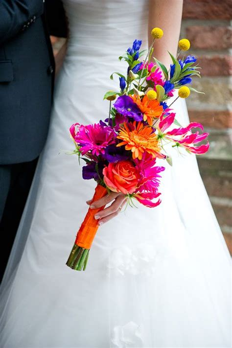 Best 20 Bright Wedding Flowers Ideas On Pinterest