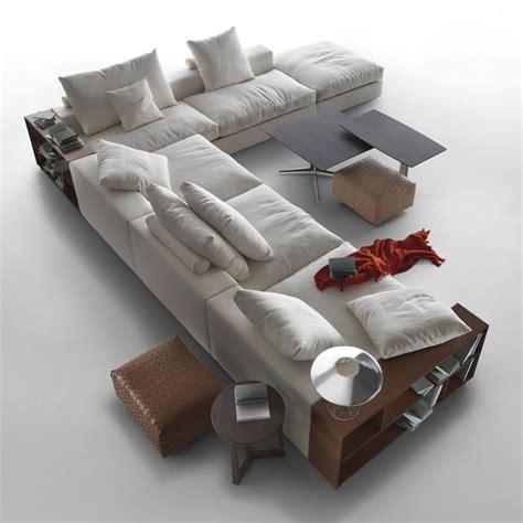 Flexform Sectional Sofa by Flexform Groundpiece Sofa Stocktons
