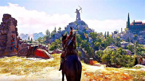 nuevo gameplay tr 225 iler de assassin s creed odyssey cloud version para nintendo switch
