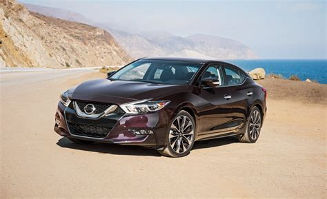 2016 Nissan Maxima Sr Review And Specs #9131