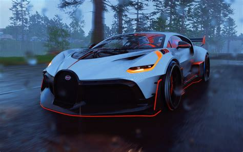 The bugatti veyron and chiron already both rank in the top ten fastest cars, ever. Supercars Gallery: The Crew 2 Bugatti Divo Magma Edition