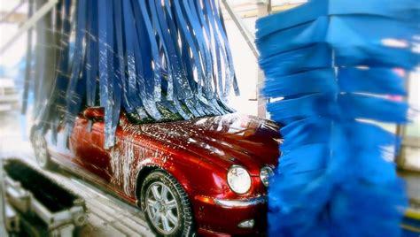 Tunnel Car Wash. Car Wash Systems