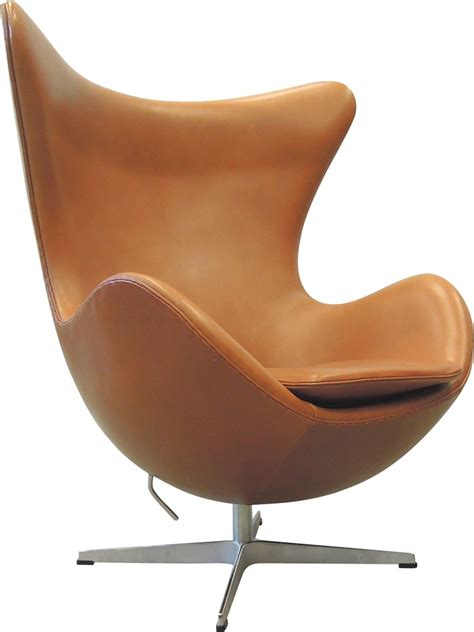 pin egg chair fauteuil van fritz hansen design arne