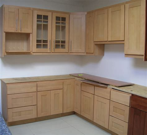 Unfinished Kitchen Cabinets  Wow Blog