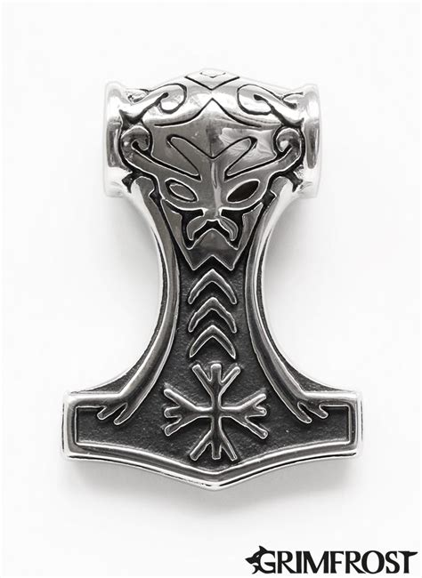 grimfrost thor 39 s hammer of awe stainless steel thors