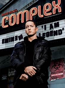 Two Month Calendar Eminem Covers Our December January Issue Complex